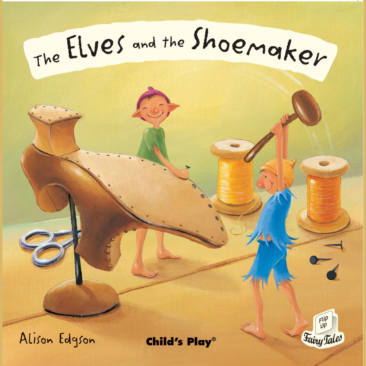 Elves And The Shoemaker The