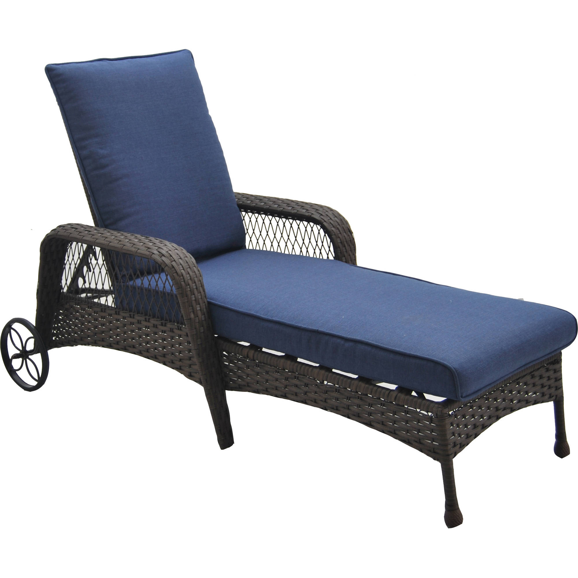 better homes gardens colebrook outdoor chaise lounge