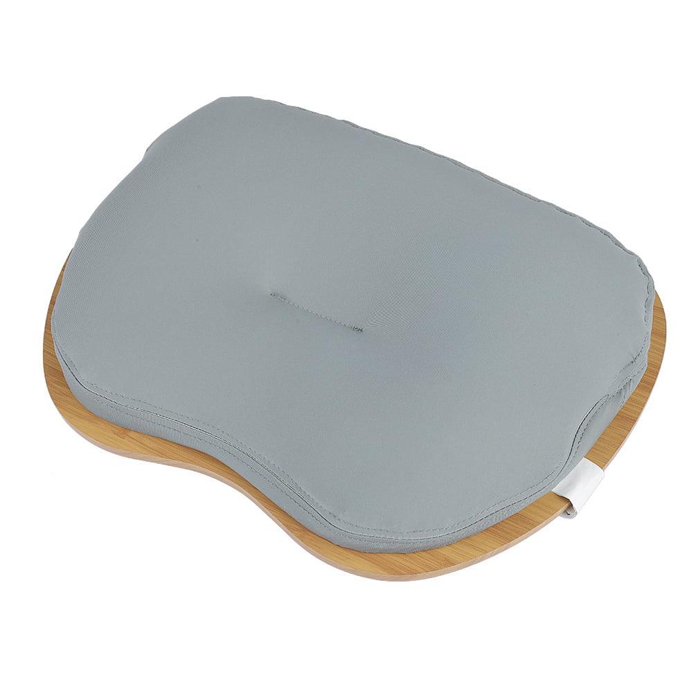 otviap laptop lap desk portable pillow cushion tray bed notebook home office lap desk pillow laptop desk walmart com walmart com