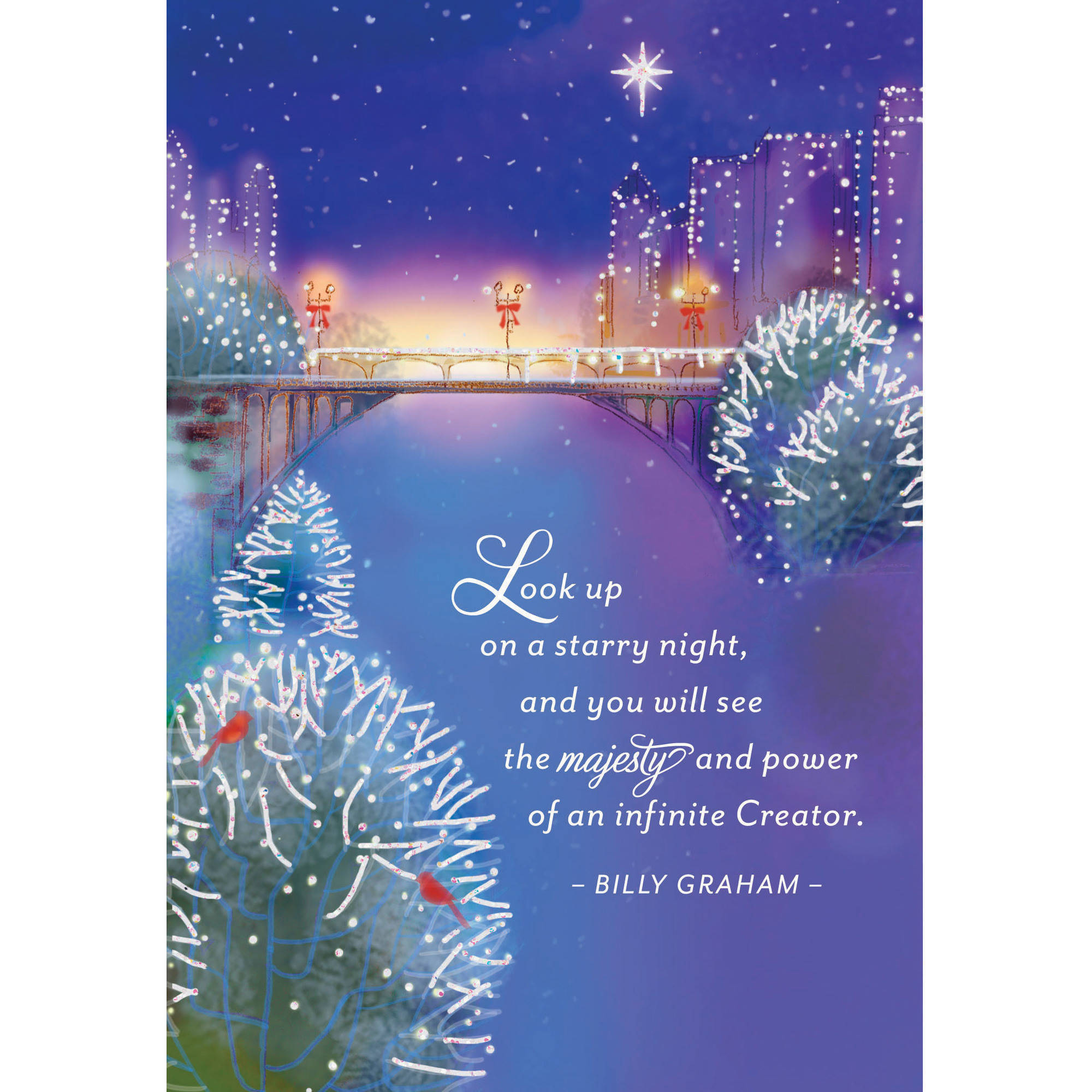 DaySpring Inspirational Boxed Christmas Cards Billy