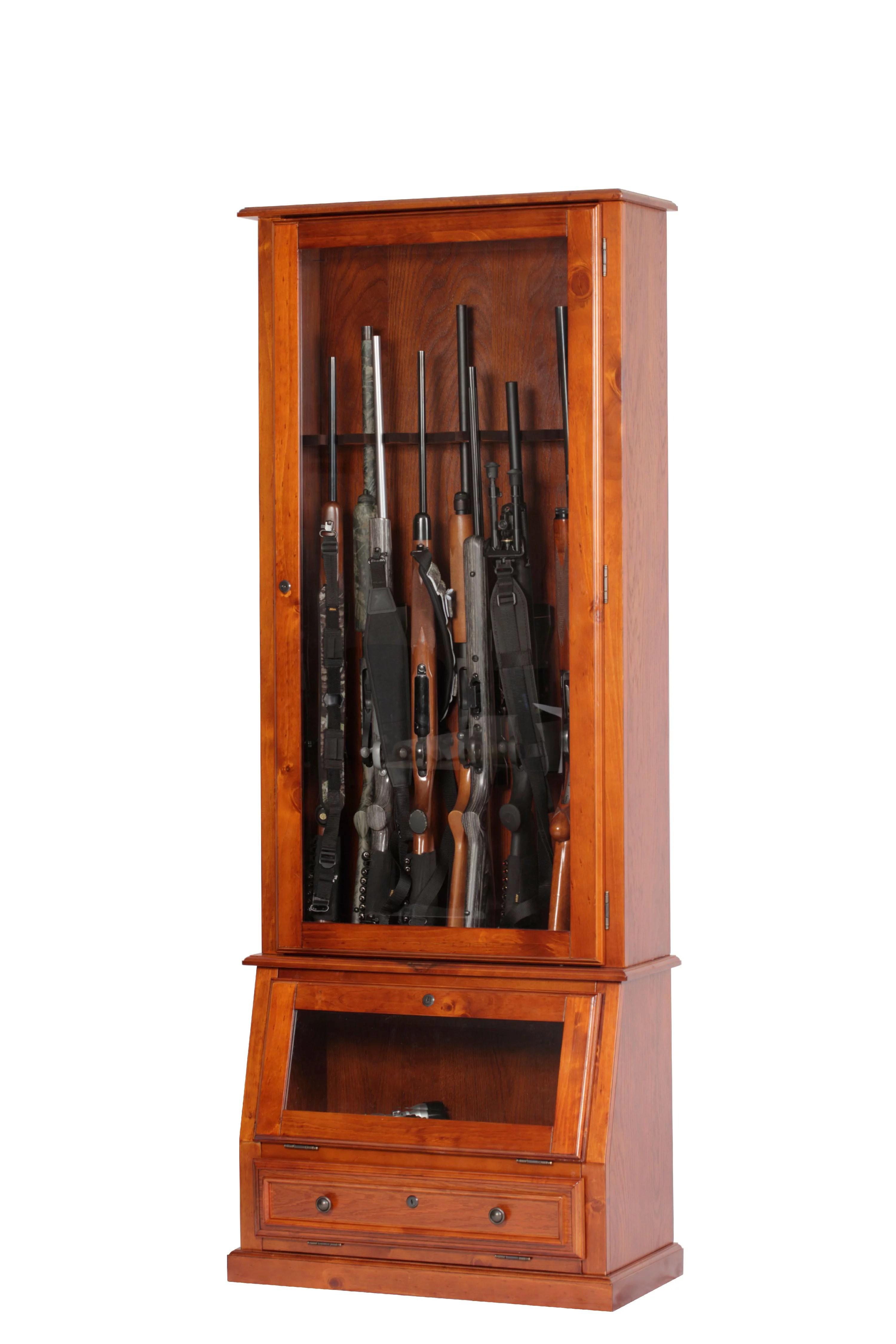 American Furniture Classics Rifle Shotgun And Pistol