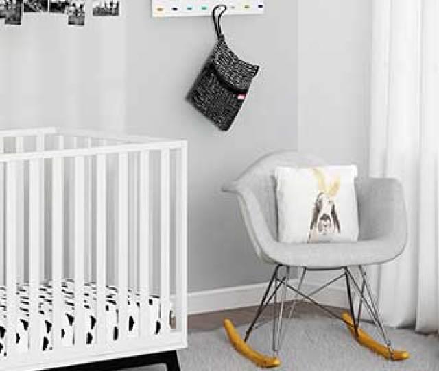 Mid Century Modern Nursery Collection