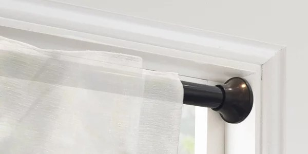 the ultimate guide to curtain rods