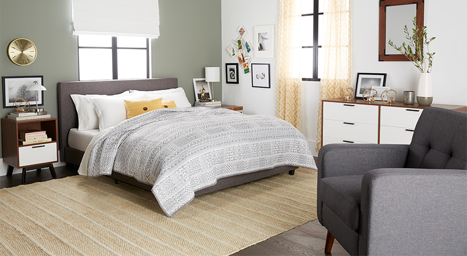 Bedroom Furniture Affordable style  Our Mainstays collections make it easy to purchase  affordable new furniture   decor