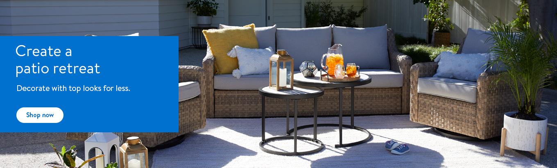 outdoor coffee tables walmart com