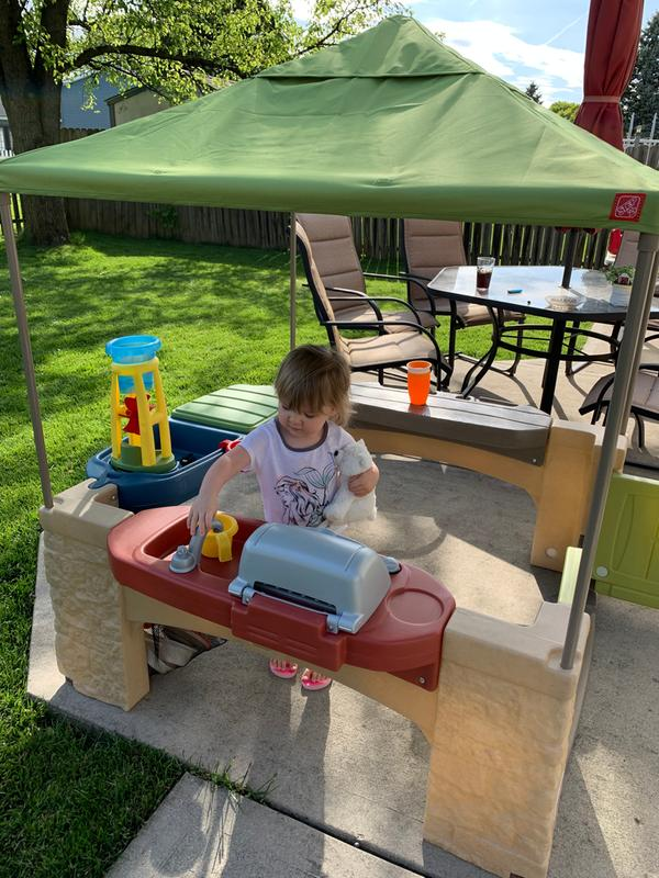 step2 all around playtime patio with