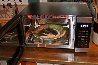 galanz 0 9 cu ft air fry microwave 900 watts