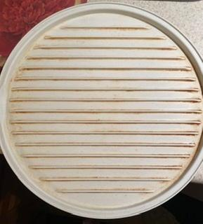nordicware 2 sided microwaveable bacon meat grill plate