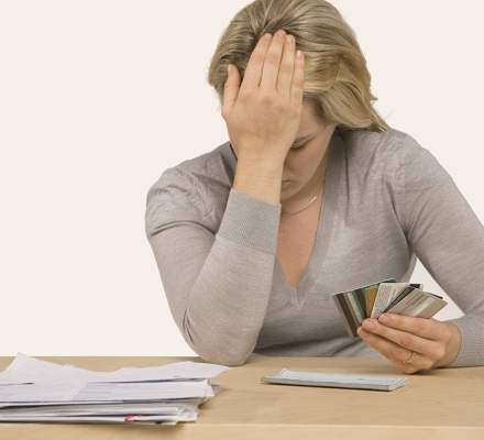 O pesadelo da dívida no Cartão de Crédito