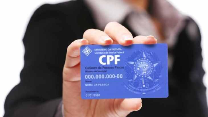 Saiba aqui como regularizar cadastro do CPF