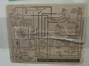 Need 77 20R vacuum diagram  1stGenCelica