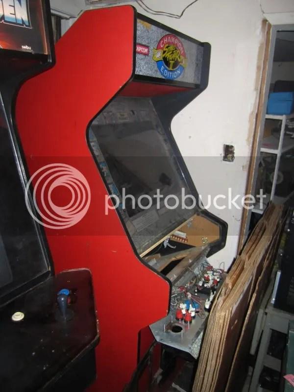Racing Virtua Arcade Cabinet