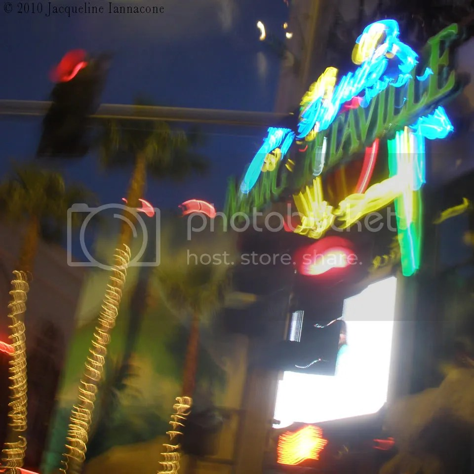 Margaritaville on the strip