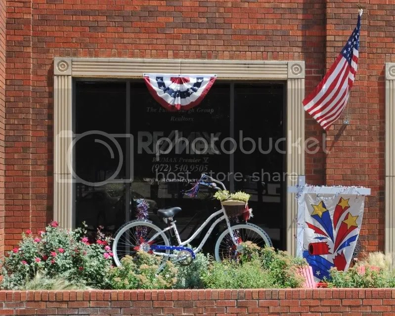 ReMax Office Dressed Up for Bike the Bricks