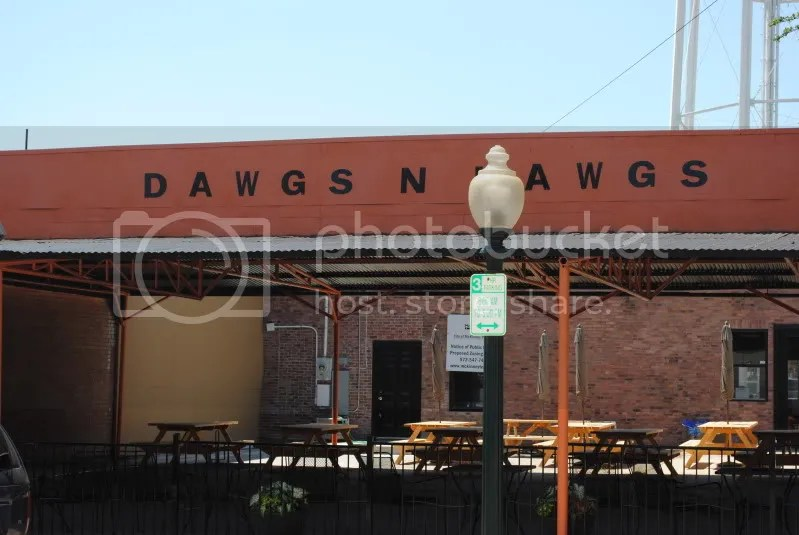 Dawgs N Hawgs Will Open Monday After Next
