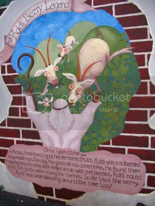 Mural Outside Coffee N Cream