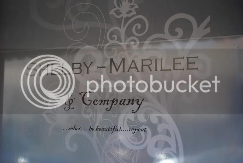 Shelby-Marilee & Company's New Window