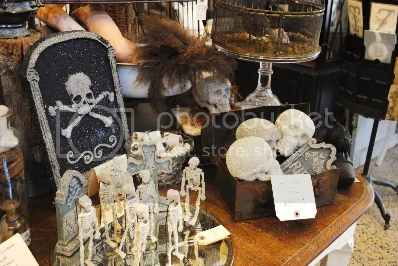 One of a Kind Halloween Items at Smitten