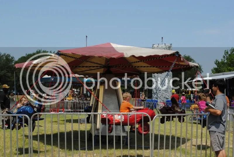 Carnival Rides at Killis Melton
