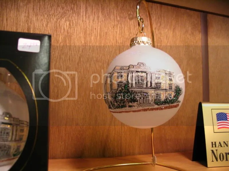 Hand Crafted Ornaments Available at Little Red Hen