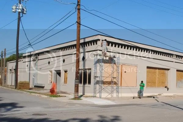 The Old Bakery Building on Tennessee Street