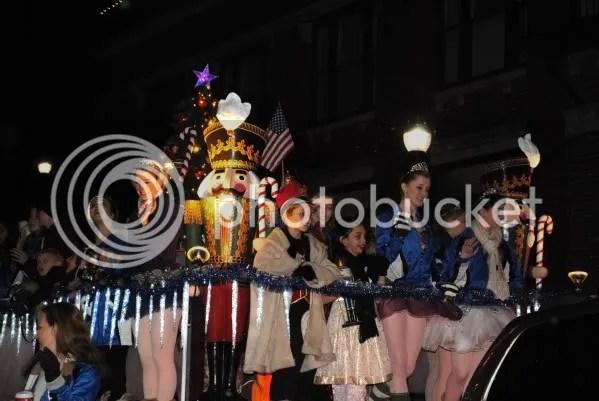 2011 Christmas Parade of Lights