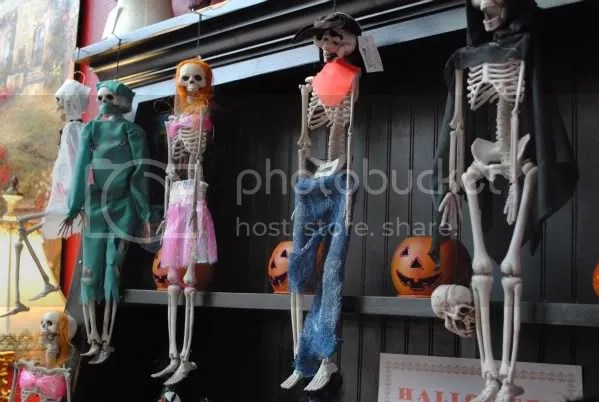 Cute Halloween Decorations at The Sample Shop