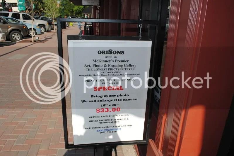 Orison's Promotion