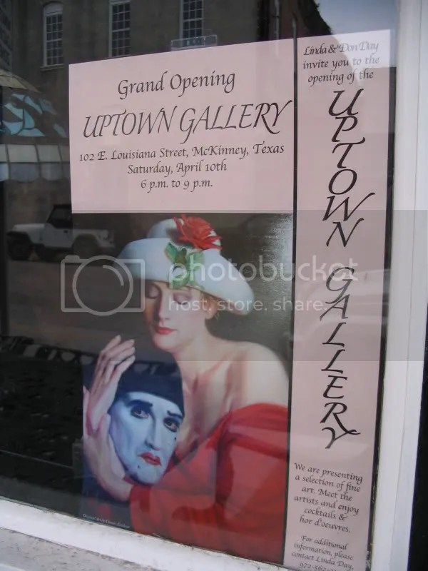 Grand Opening For Uptown Gallery