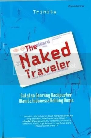 Buku Naked Traveler oleh penerbit C-Publishing