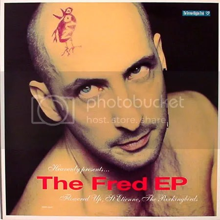 Picture of Fred EP cover