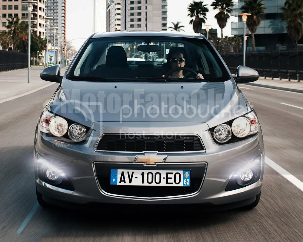 Chevy Sonic Fog Light Bulb Replacement
