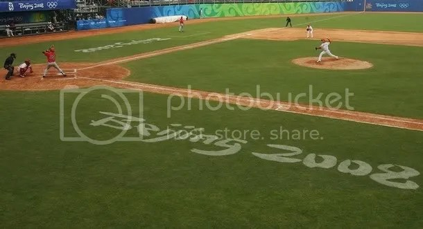 That white dot on the pitchers mound could be a Yankee...eventually.