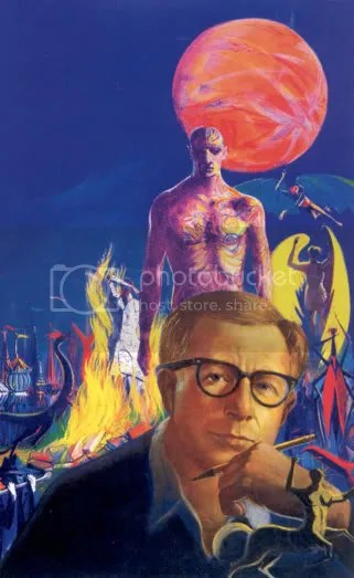 Ray Bradbury, Topic Sentences and Writing (2/5)