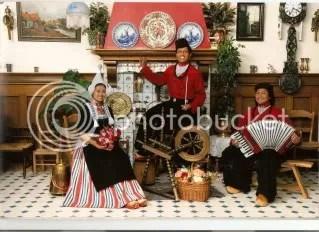 Volendam saat Emy ke Belanda, 2007