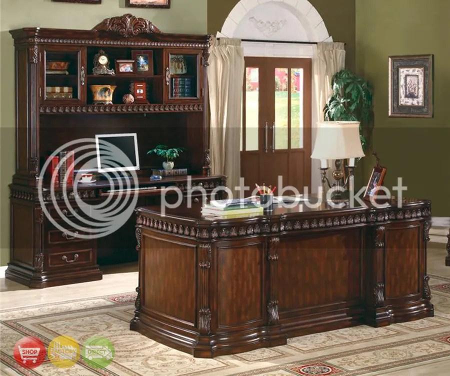 Desk Credenza Home Office