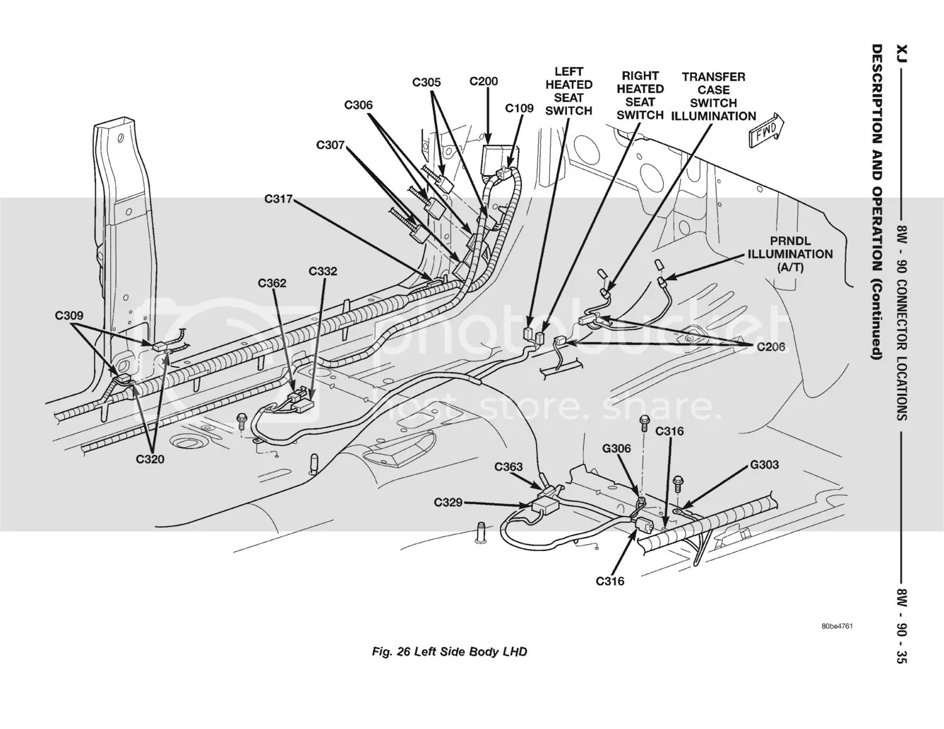 Jeep Cherokee Speaker Wiring Diagram