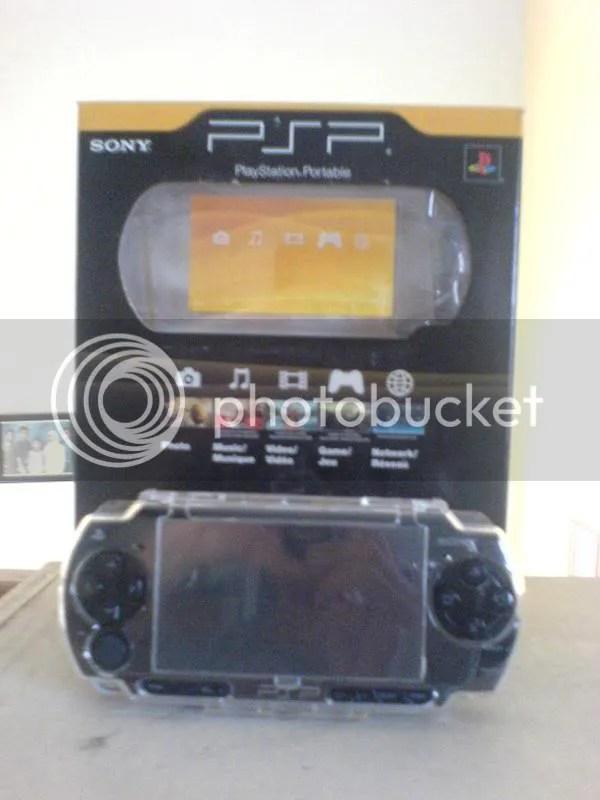 My PSP ^_^