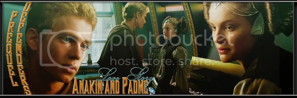 Prequel & Anakin and Padme Defenders Haven