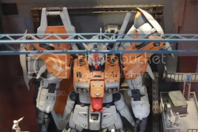 gundam,fiesta,2010,gp-01fb,zephyranthes,full,vernian,custom,mod,awesome,orange,hangar