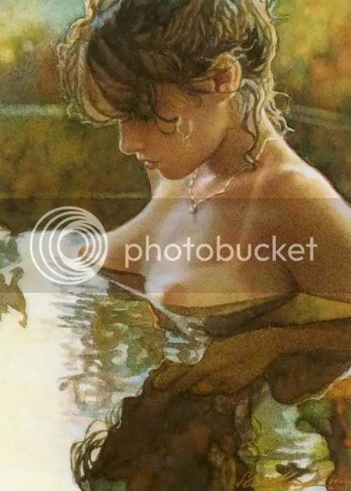 001218453946 steve hanks As incríveis aquareleas de Steve Hanks