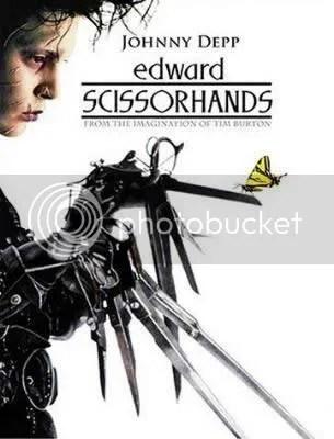 edward scissorha Os melhores filmes dos anos 80   parte2