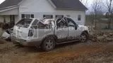 Thus is my truck with tree removed. Fancy ain't it.