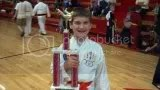 Dallas third place in kata forms.