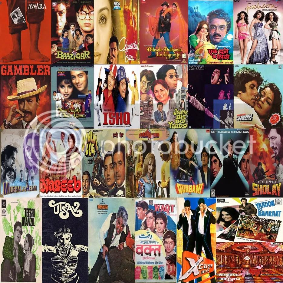 Bollywood Alfabet
