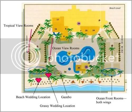 Riviera Secrets Capri Map Resort