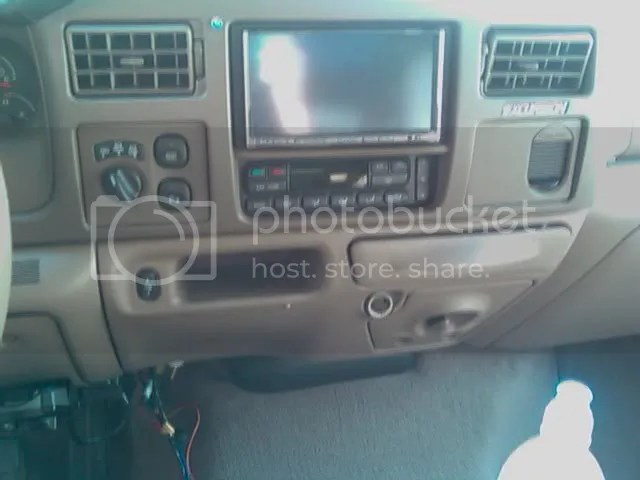 Dash Mod From F650 Ford Powerstroke Diesel Forum