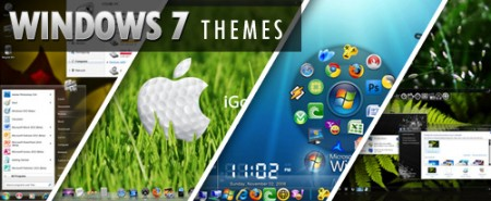 24 Skins Pack 2012 For Windows 7 (x86/x64)
