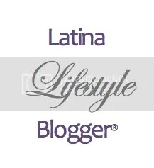 Latina Lifestyle Blogger Badge