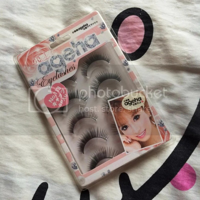 ageha princess eyes false lashes